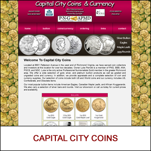 Capital City Coins